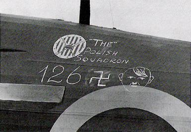 The Polish Squadron WW2