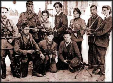 Polish-Jewish Resistance Fighters WW2