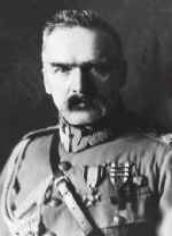 Marshal Jozef Pilsudski, Poland, Chief of State, Second Polish Republic,