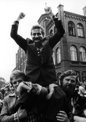 Lech Walesa Hero of Poland Solidarnosc