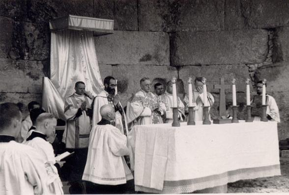 WW2, Mass for 2nd Polish Corps