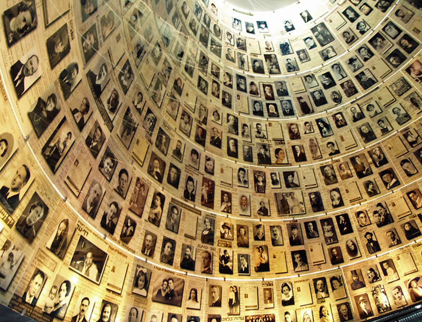 Yad Vashem Hall of Names Polish Righteous