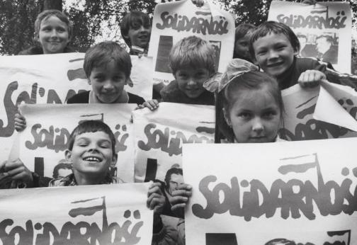 Solidarnosc Young Supporters