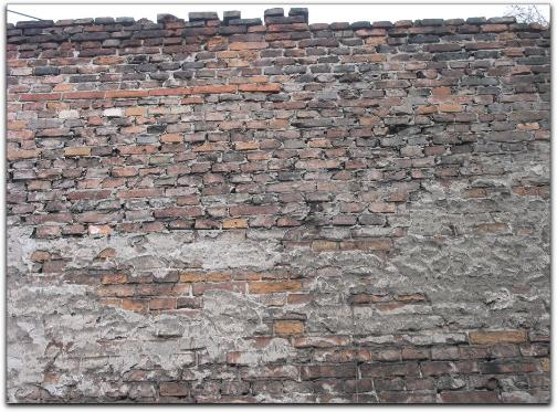 Warsaw Ghetto Wall
