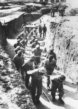German labor camp for Polish POWs